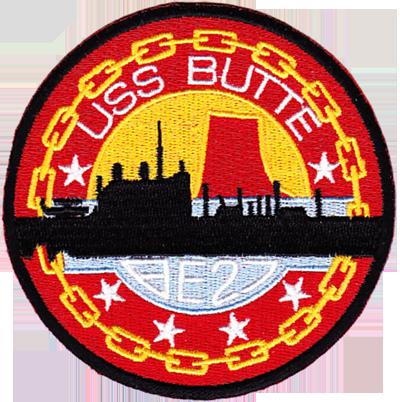 USS Butte (AE-27)