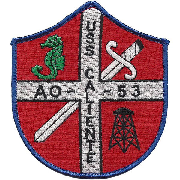USS Caliente (AO-53)