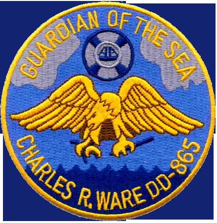 USS Charles R. Ware (DD-865)
