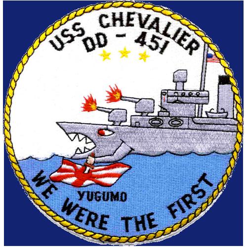 USS Chevalier (DD-451)