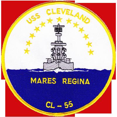USS Cleveland (CL-55)