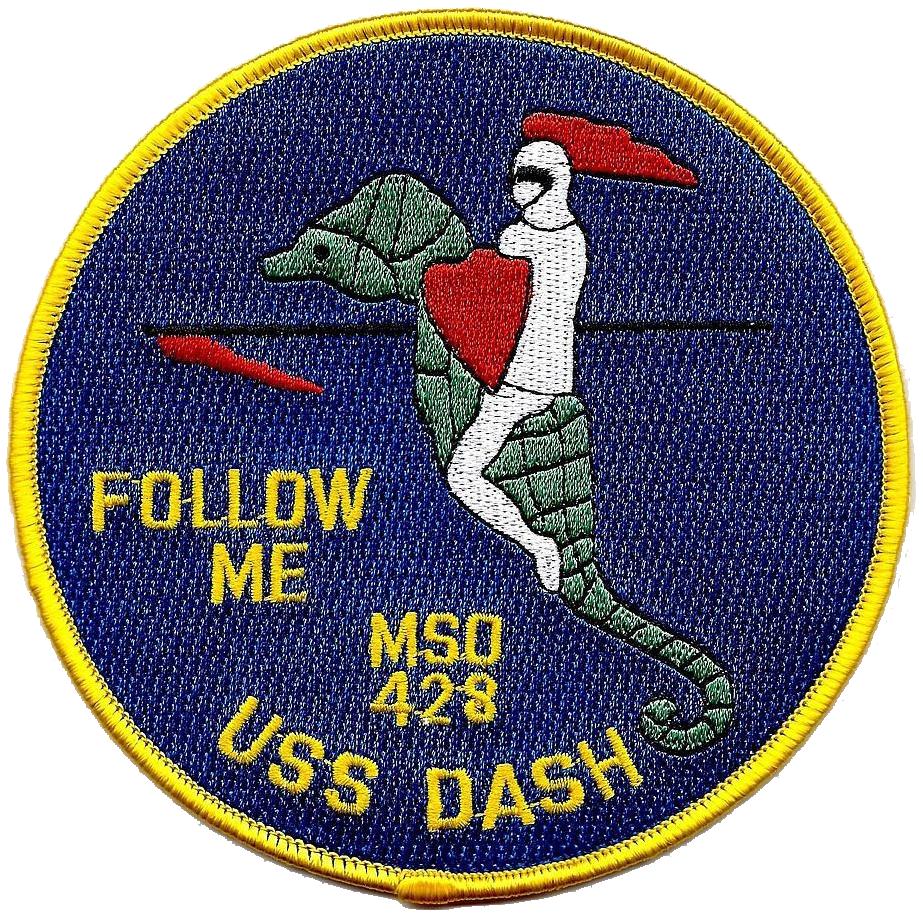 USS Dash (MSO-428)