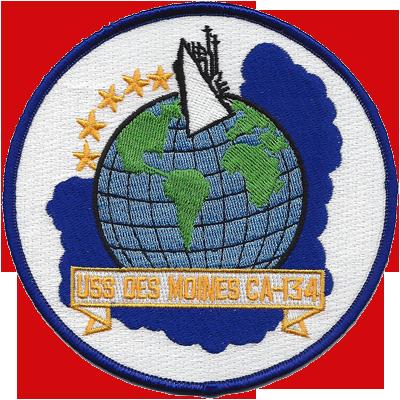 USS Des Moines (CA-134)