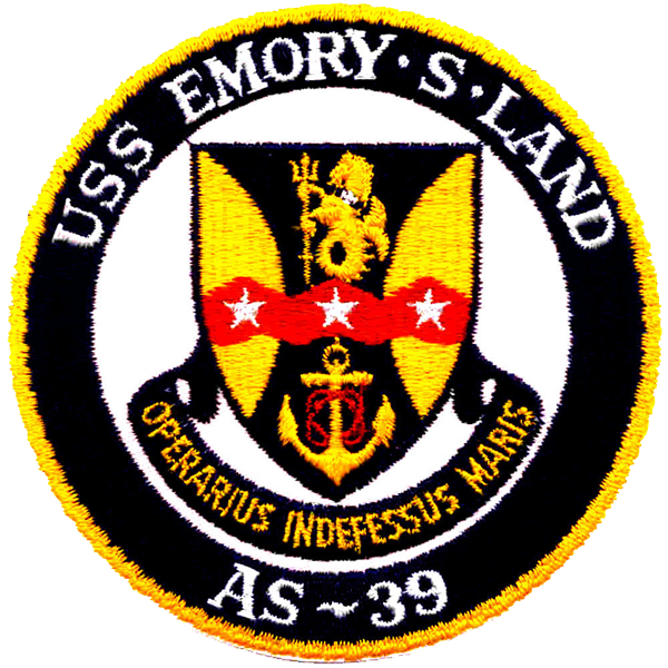 USS Emory S. Land (AS-39)