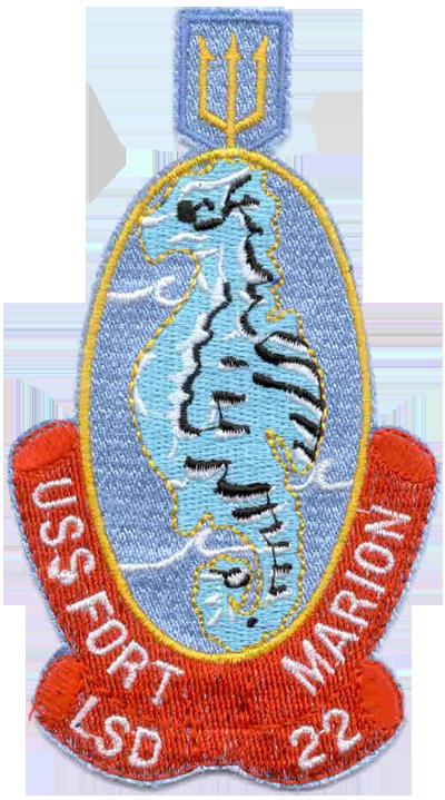 USS Fort Marion (LSD-22)