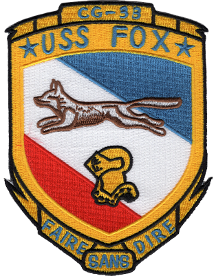 USS Fox (CG-33)