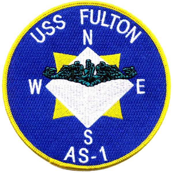USS Fulton (AS-1)