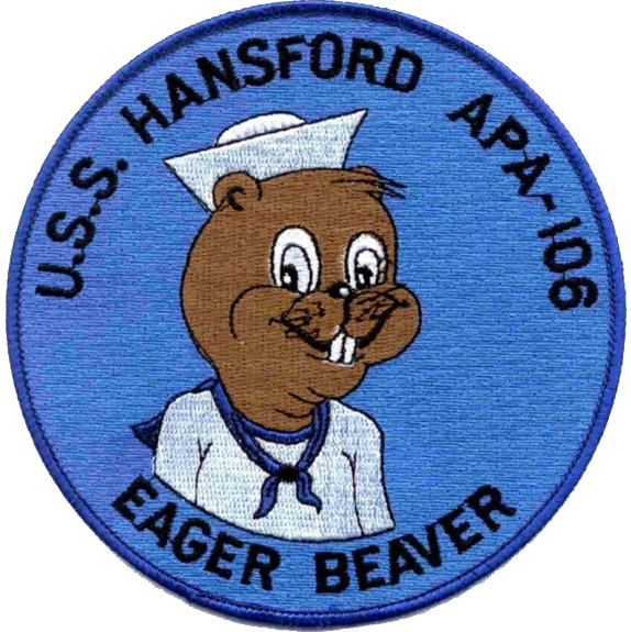 USS Hansford (APA-106)