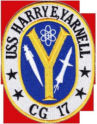 USS Harry E. Yarnell (CG-17)