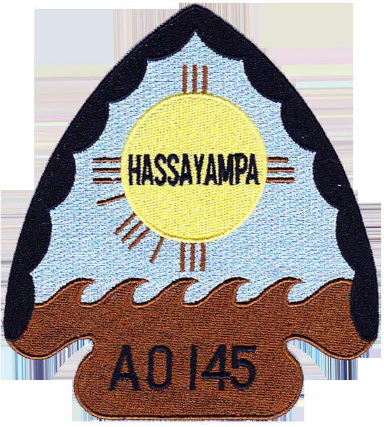 USS Hassayampa (AO-145)