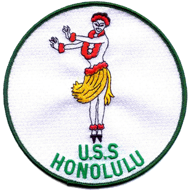 USS Honolulu (CL-48)
