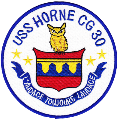 USS Horne (CG-30)
