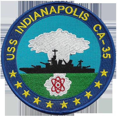 USS Indianapolis (CA-35)