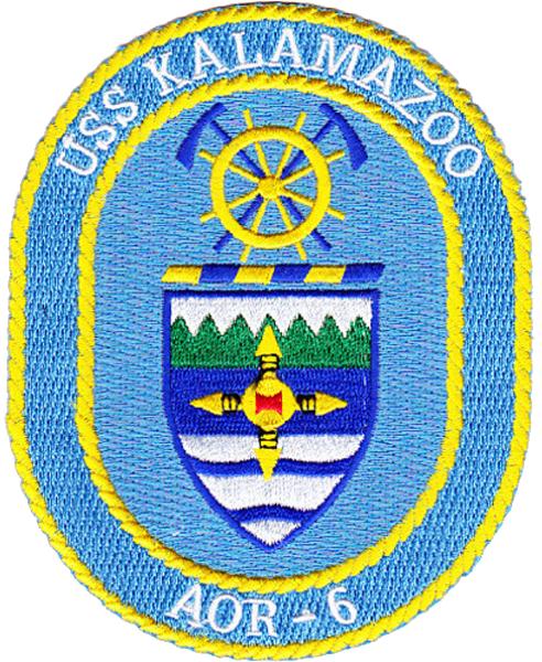 USS Kalamazoo (AOR-6)