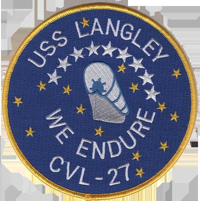 USS Langley (CVL-27)