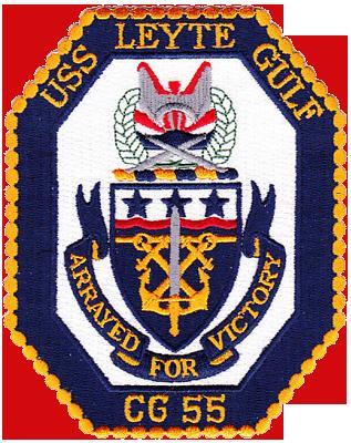 USS Leyte Gulf (CG-55)