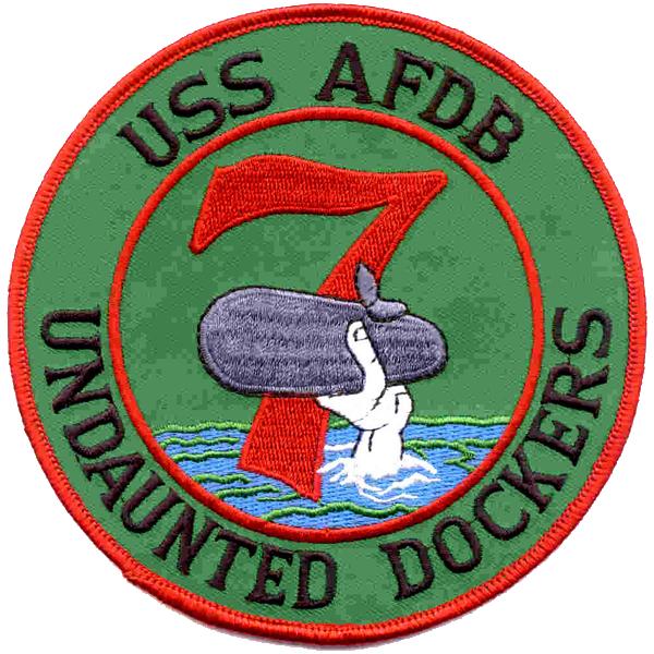 USS Los Alamos (AFDB-7)