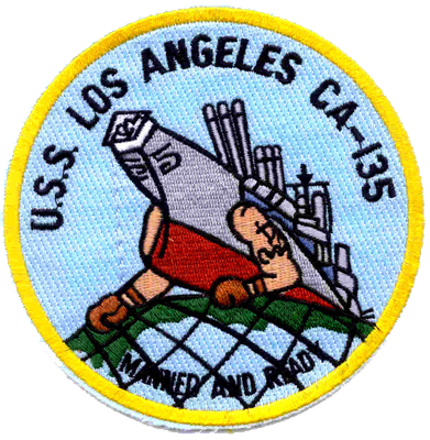 USS Los Angeles (CA-135)