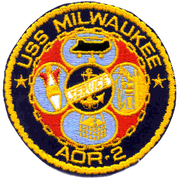 USS Milwaukee (AOR-2)