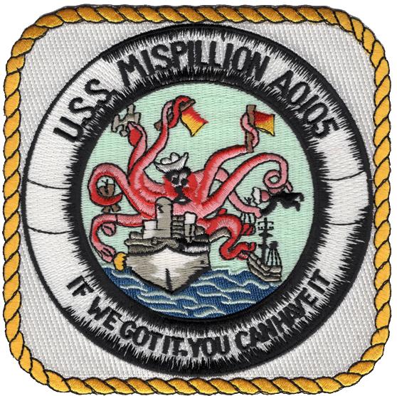 USS Mispillion (AO-105)