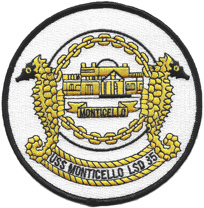 USS Monticello (LSD-35)