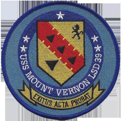USS Mount Vernon (LSD-39)