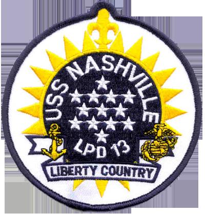 USS Nashville (LPD-13)