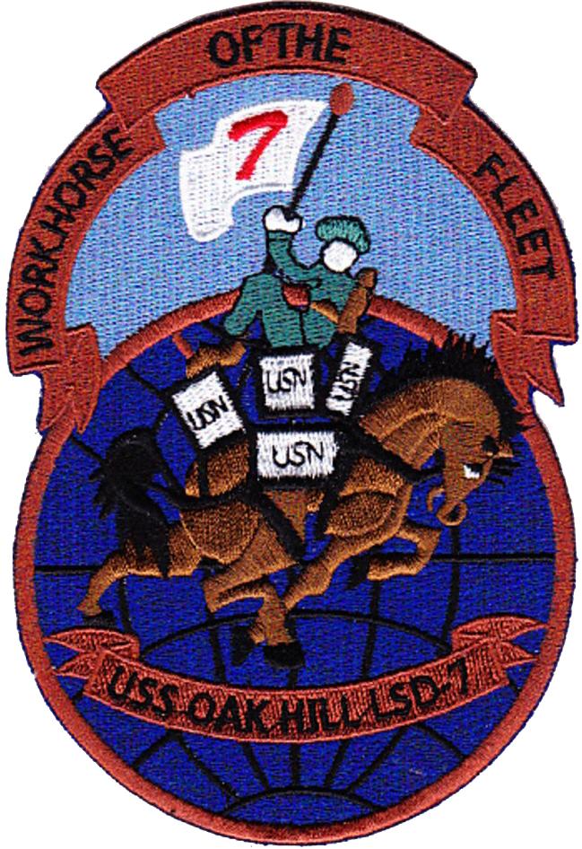 USS Oak Hill (LSD-7)