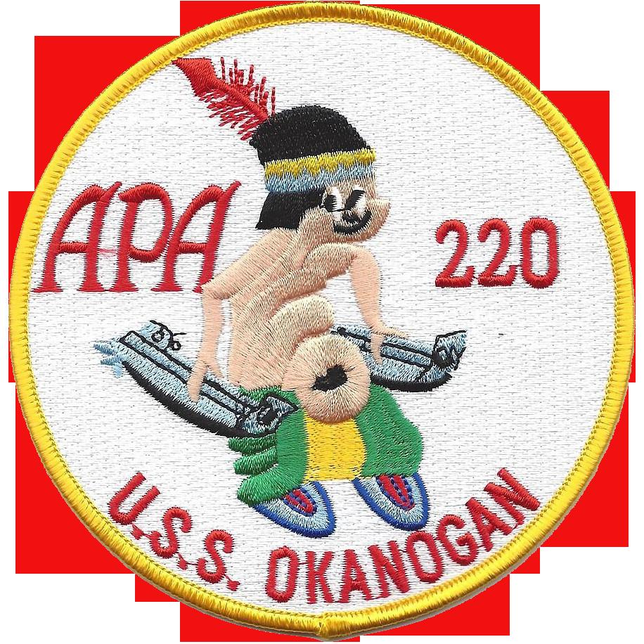 USS Okanogan (APA/LPA-220)