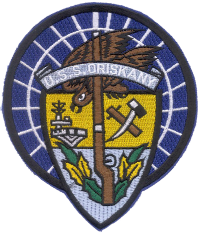 USS Oriskany (CV-34)