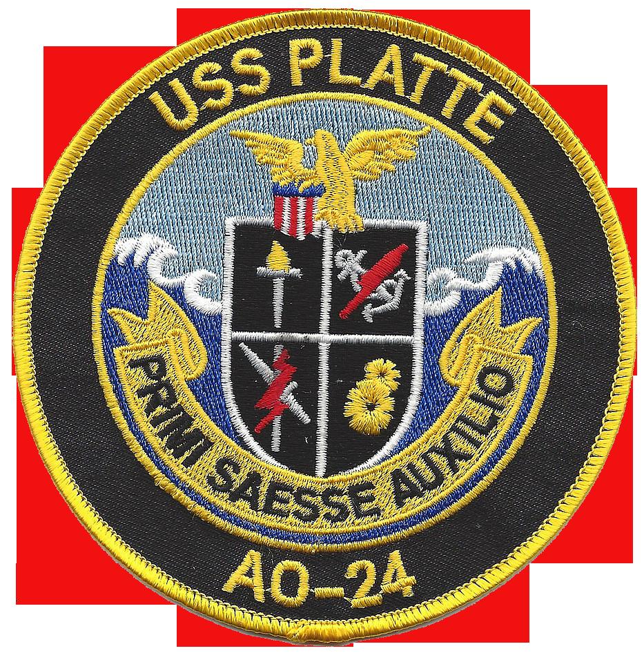 USS Platte (AO-24)