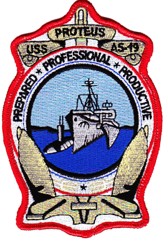 USS Proteus (AS-19)