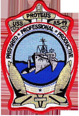 USS Proteus (AS-19)