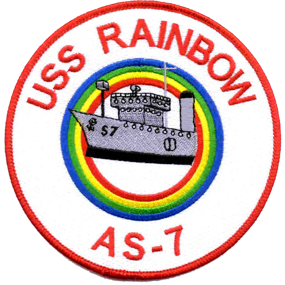 USS Rainbow (AS-7)
