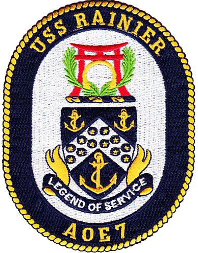 USS Rainier (AOE-7)