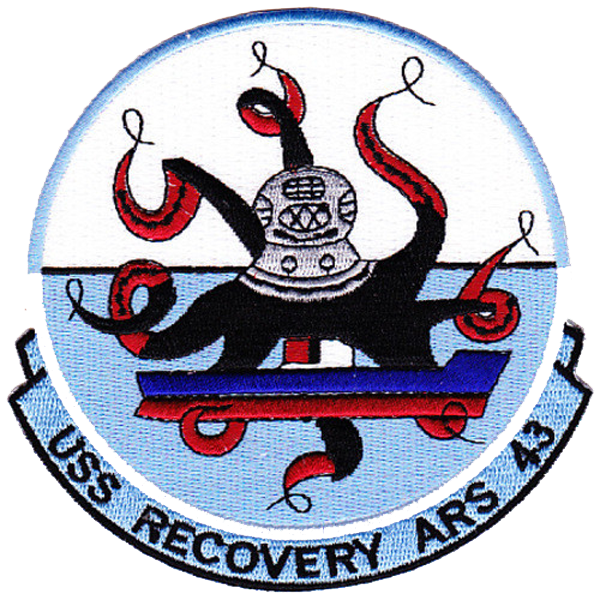 USS Recovery (ARS-43)