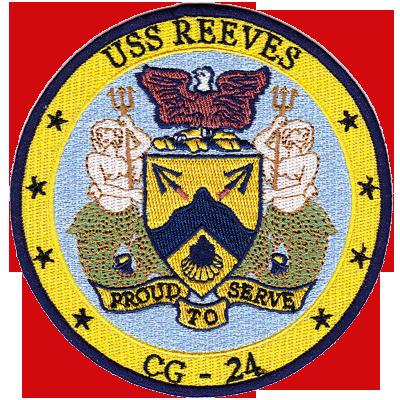 USS Reeves (CG-24)