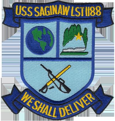 USS Saginaw (LST-1188)