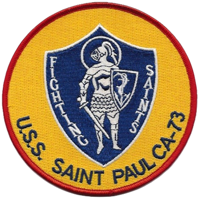 USS Saint Paul (CA-73)