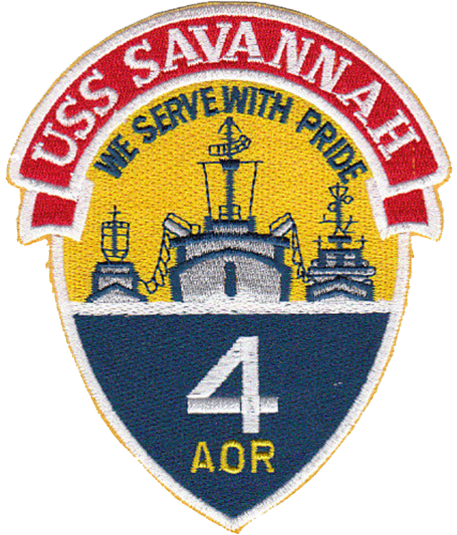 USS Savannah (AOR-4)