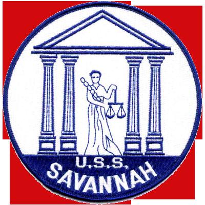 USS Savannah (CL-42)