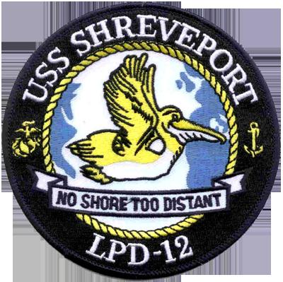 USS Shreveport (LPD-12)