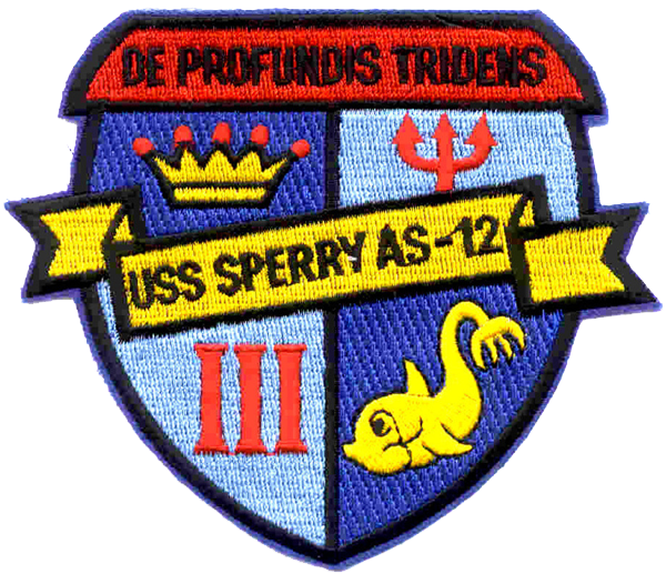 USS Sperry (AS-12)