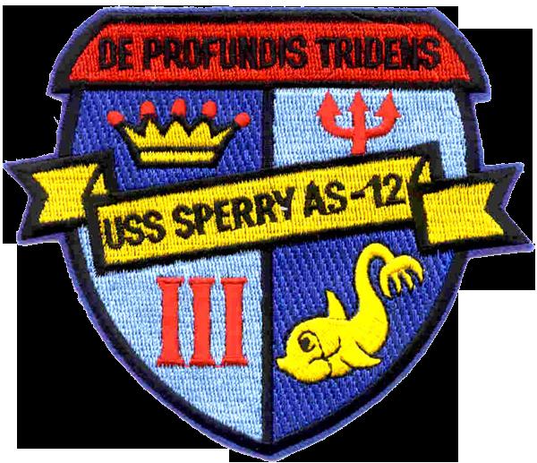 USS Sperry (AS-12)