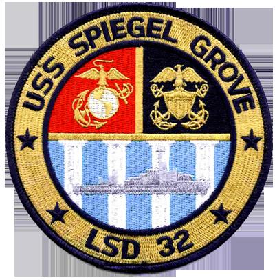 USS Spiegel Grove (LSD-32)