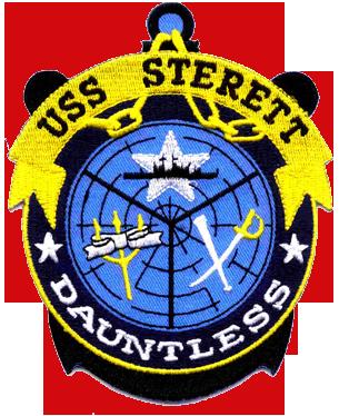 USS Sterett (DLG-31)