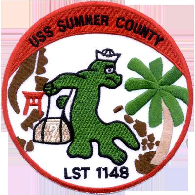 USS Sumner County (LST-1148)