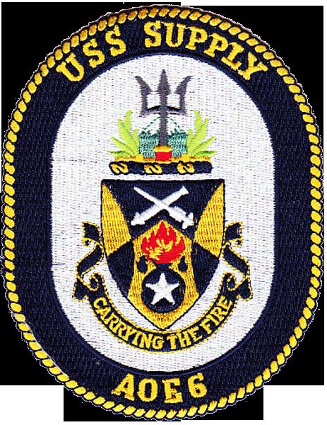 USS Supply (AOE-6)