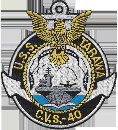 USS Tarawa (CVS-40)
