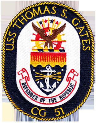 USS Thomas S. Gates (CG-51)